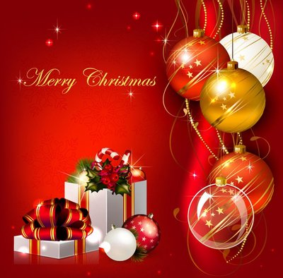 Christmas-Vector-Background